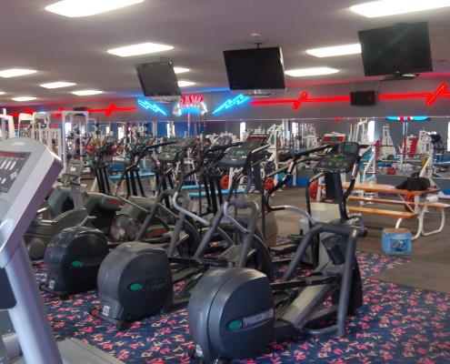 cardio equipment raw fitness marion il