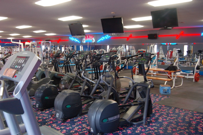 cardio equipment raw fitness marion il
